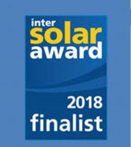 Intersolar 2018 finalista